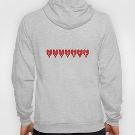 Goodbye Hearts Hoody