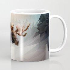 Moose (Low Poly Mystical) Mug