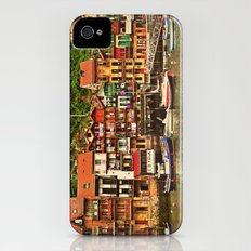 Little Fishing Village iPhone (4, 4s) Slim Case