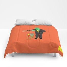 Let Love Grow Comforters
