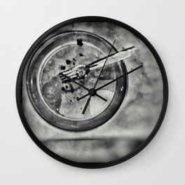 Crumbs Wall Clock