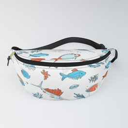 Underwater life Fanny Pack