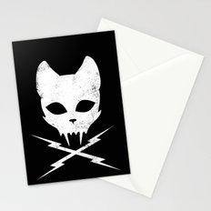 Stunt Kitty Stationery Cards