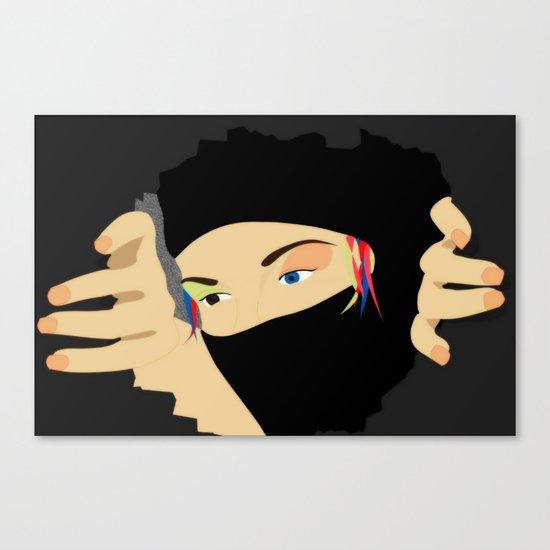 I Dream On LSD Canvas Print