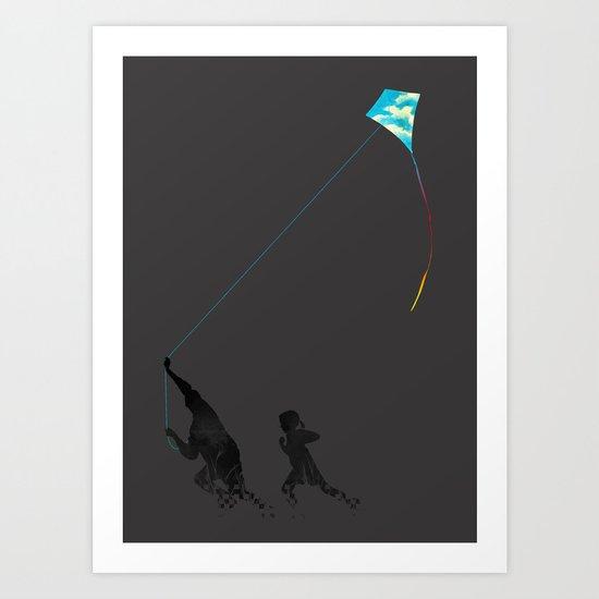 A Promise Art Print