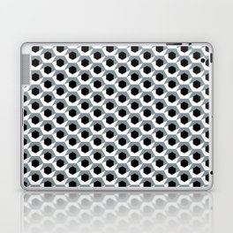 Hex shadow pattern  Laptop & iPad Skin