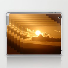 Hawaiian Sunrise Laptop & iPad Skin