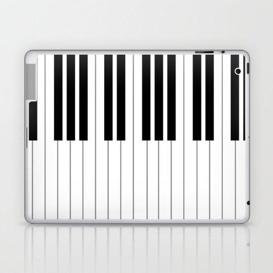 "Chopin - Prelude Op. 28 No. 15 ""Raindrop"" Laptop & iPad Skin"