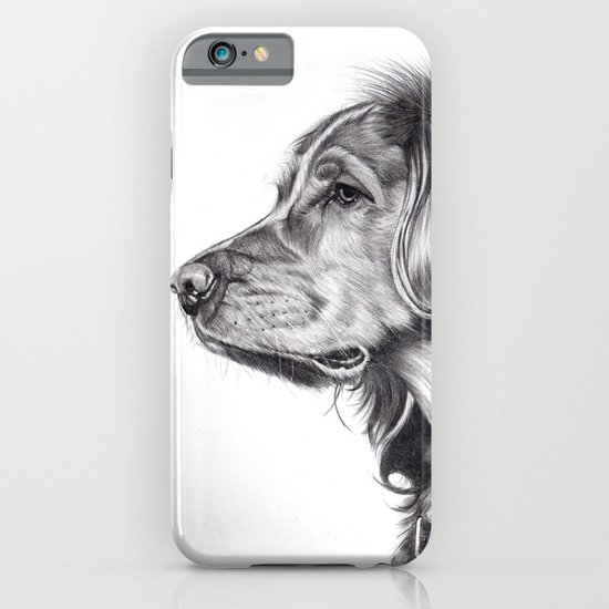 Retriever iPhone & iPod Case
