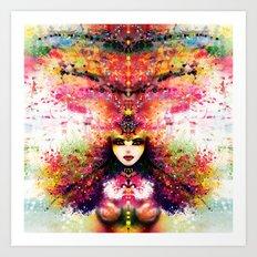MAGIA Art Print