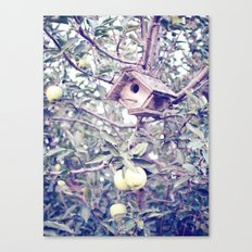 1 Apple Tree Ln. Canvas Print