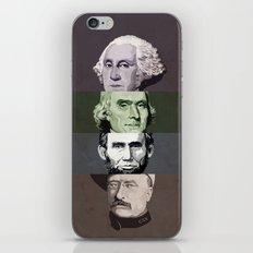 130 Years of History iPhone & iPod Skin