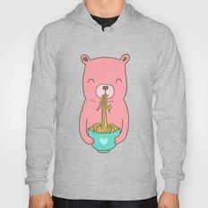 Noodle Bear Hoody