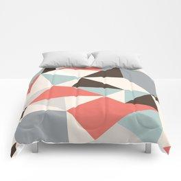 Mod Hues Tris Comforters