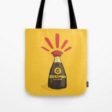 Kikkoman Tote Bag