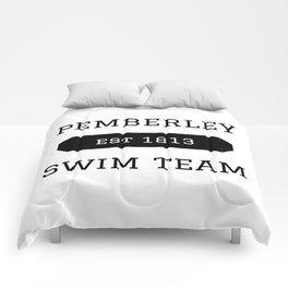 Pemberley Swim Comforters