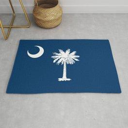 Flag of South Carolina Rug
