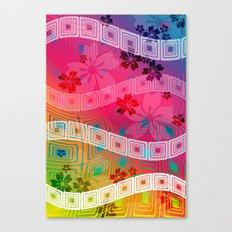 hawaii band Canvas Print
