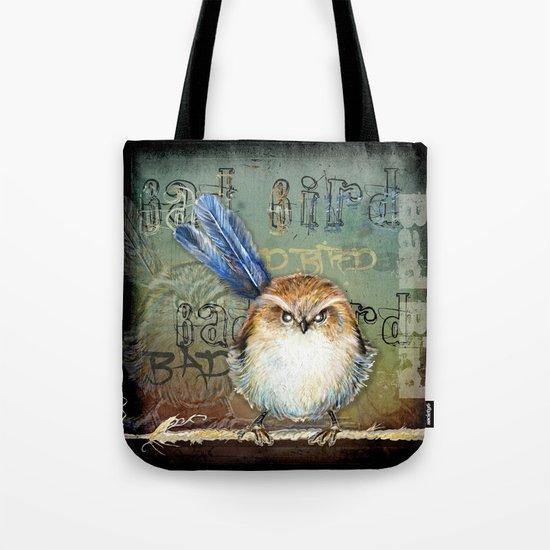 Bad bird Tote Bag