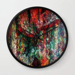 Deep Shiva Lingam-Rupture Wall Clock