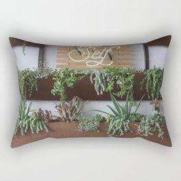 Treat Yo Self Rectangular Pillow