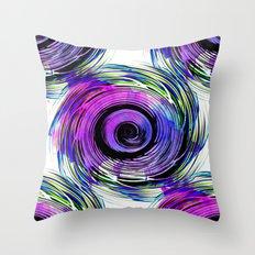 MAGADHA Mandala Throw Pillow