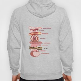 The United States of Bacon Hoody