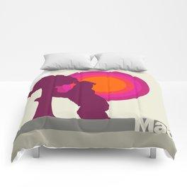 Madrid Oso Comforters