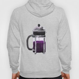 French Press - Purple Hoody