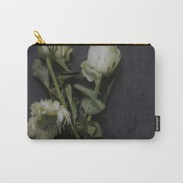 Wilting Flowers Carry-All Pouch