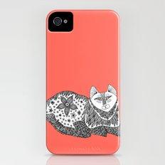 Relaxi-Cat iPhone (4, 4s) Slim Case