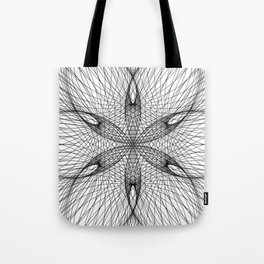 Sacred Geometry Flower - C11281 Tote Bag