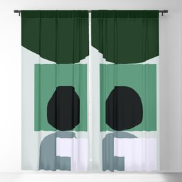 Shape study #3 - Stackable Collection Blackout Curtain