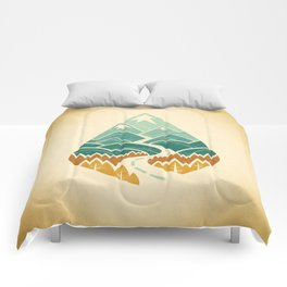 The Road Goes Ever On: Autumn Comforters