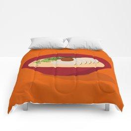 Ramen (Akamaru Chashu) Comforters