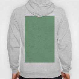 Solid Color Freyja Green Hoody