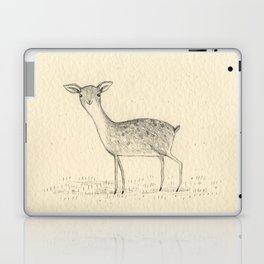 Monochrome Deer Laptop & iPad Skin