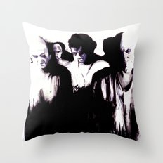 The Beyond Throw Pillow