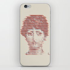 Pattern Recognition iPhone & iPod Skin