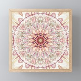 Mandalas for Times of Transition 26 Framed Mini Art Print