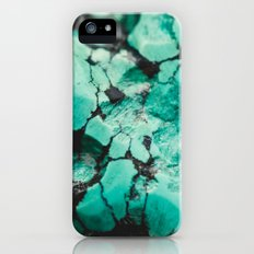 Turquoise  Slim Case iPhone (5, 5s)