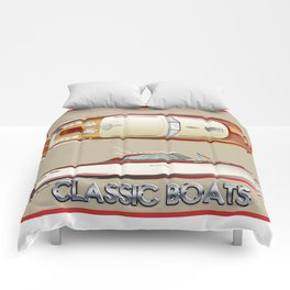 boat tee Comforters