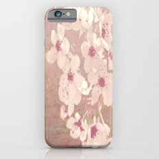 My heart has bloomed iPhone 6s Slim Case