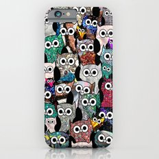 Gemstone Owls Slim Case iPhone 6