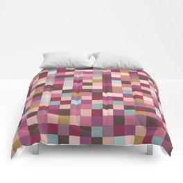Crossroads in Pink Comforters