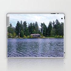 Wapato Lake landscape Laptop & iPad Skin