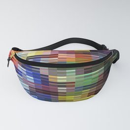 Abstract Garden Fanny Pack