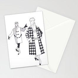 Fashion1953 Stationery Cards
