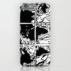 Monotype Map (White) Slim Case iPhone 6s