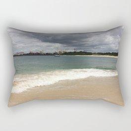 Beautiful gloomy day Rectangular Pillow